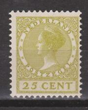 NVPH Netherlands Nederland 192 MLH ong. Wilhelmina Veth serie 1926 No gum
