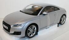 Minichamps 1/18 Scale 501.14.004.15 - Audi TT Coupe - 3rd Gen - Foil Silver