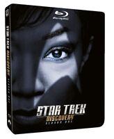 Star Trek Discovery Season 1 Limited Edition Steelbook Blu Ray