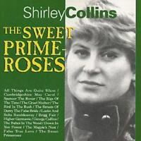 Shirley Collins : The Sweet Primeroses CD (1995) ***NEW*** Fast and FREE P & P