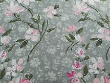Designers Guild Fabric 'Hesperia' Peony 3.3 METRES Linen Mix - Pavonia Coll
