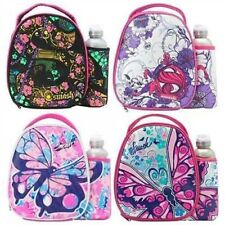 Smash Fashionista S2 Lunch Bag And Bottle Set - Bagbox Girls New
