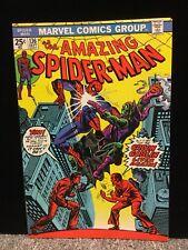 Amazing Spider-Man 136 High Grade Harry Osborn = Green Goblin