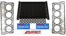 6.0L Powerstroke Diesel Pair Felpro UPGRADED 18MM Head Gaskets & ARP Head Studs