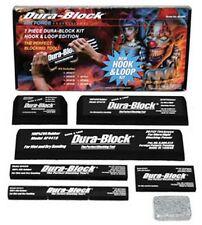 Dura-block Af44hl 7pc Velcro Bloc Ensemble avec Savon