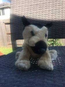 Webkinz German Shepherd Dog Plush Ganz No Code 9 Inch Stuffed Animal Toy
