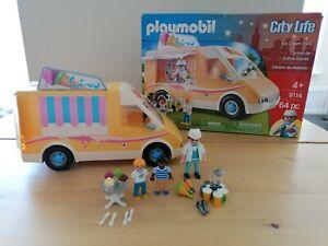 Playmobil. 9114 I've ream Van With Box