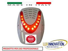 SIRENA ANTIFURTO LED VITO  AUTOALIMENTATA LED SEMPRE LAMPEGGIANTI