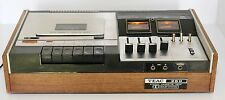 Teac 350 Stereo Cassette Deck//Vintage Cassette Deck//Made in Japan//AS IS
