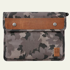 Timberland Unisex Natick Water-Resistant Camo Cotton Tablet Sleeve Style A1LEH