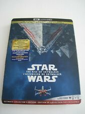 Star wars The Rise Of Skywalker (4K Ultra HD slip cover only)No Disc No Blu Ray