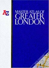 A. to Z. Master Atlas of Greater London (London Street Atlases),Not Cited