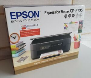 Epson Expression Home XP-2105 Wireless Inkjet Printer - Brand New & Sealed