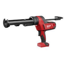 Milwaukee 2641-20 M18 Cordless 10oz. Caulk and Adhesive Gun Kit Bare Tool
