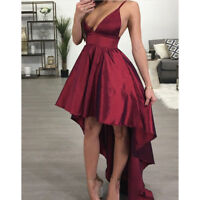 Women Formal Long Dress Prom Evening Party Cocktail Bridesmaid Wedding Dresses C
