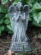 Latex angel on brick base mold plaster concrete casting mould