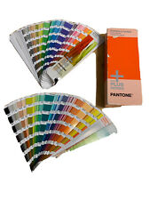 Pantone Color Bridge Coated And Uncoated The Plus Series With Storage Box