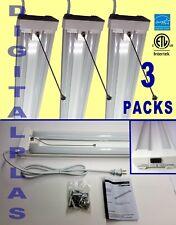 4 Foot Led Shop Lights 40W 5000k Utility Garage Work Home Led Shop Light Fixture