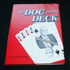 The Doc and His Deck (Jacob Taub, Tannen's 1976, hardcover) -- TMGS Book-MANIA