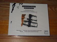 KRZYSZTOF MEYER - NEW CHAMBER MUSIC / ALBUM-CD OVP! SEALED!