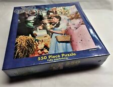 2001 Pressman The Wizard of Oz Dorothy, Wicked Witch and Glinda 550 Pc Puzzle