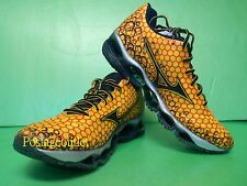 Mizuno Wave Prophecy 3 (Orange/Black) Men J1GC140013