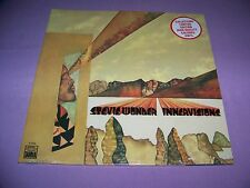 STEVIE WONDER INNERVISIONS TAN COLORED  VINYL GATEFOLD LP SEALED BRAND NEW