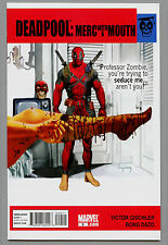 Deadpool Merc With A Mouth #9 The Graduate Homage Cover Nm- 9.2