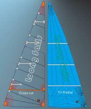Mainsail, luff 31.59', leech 33.43', foot 12.17', 1 reef, for CAL 29 or similar