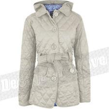 Cappotti e giacche da donna beige Casual Taglia 40