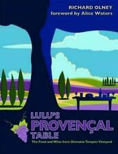 Lulu's Provencal Table by Richard Olney 9781911621195