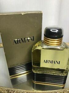Armani Eau Pour Homme Giorgio Armani Edt 100 ml. Rare vintage 1984 original