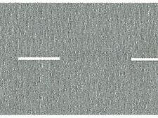 NOCH 44100 Spur Z, Landstraße, grau, 100x2,5cm (Grundpreis 1qm=180,00 Euro)
