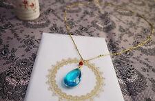 Howl's Moving Castle Hauru Long Necklace GP Cosplay Prop Replica 1:1 handmade