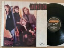 ANIMOTION - ANIMOTION / LP / 1989 / NL / MERCURY 837 314-1 / SYNTHPOP