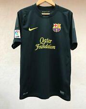 BARCELONA SPAIN 2011/2012 AWAY FOOTBALL SOCCER SHIRT JERSEY CAMISETA NIKE TRIKOT
