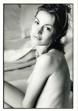 Photo Jean François Jonvelle Tirage Original Jolie Fille Nue 1990