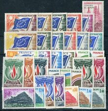 Timbre/Stamp - France -  33 Timbres Neufs **/*  - 1958/78  - TTB - Cote: + 47 €