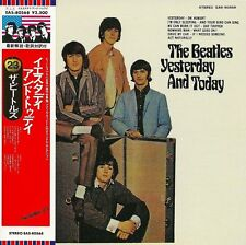 THE BEATLES Yesterday And Today CD MINI LP