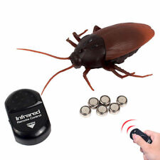 Remote Control Cockroaches Roach Christmas Toy Gift Prank Insects Joke Scary