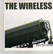 (BP369) The Wireless, Been Here Before - DJ CD