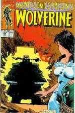 Marvel Comics Presents # 88 (Wolverine by Sam Kieth) (Estados Unidos, 1991)