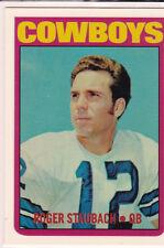 ROGER STAUBACH Topps RC RP ROOKIE FOOTBALL Card NFL Dallas Cowboys MINT