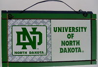 New North Dakota The Sioux University College Licensed Wooden Sign Sport Fan B
