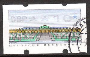BRD 1998 Automaten-Freimarke 100er Gestempelt (A111)