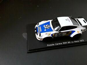 Porsche 911 carrera rsrle mans 1975 1.43