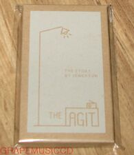SHINEE THE STORY BY JONGHYUN AGIT CONCERT OFFICIAL GOODS MESSAGE CARD SET NEW