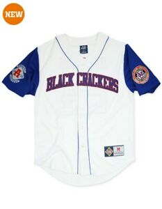 ATLANTA BLACK CRACKERS NEGRO LEAGUE BASEBALL JERSEY Baseball Jersey