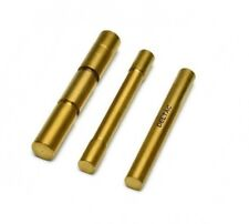 GLOCK GEN1 to GEN3 3 PIN SET - Golden yellow or Stainless Steel
