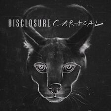 Disclosure Caracal CD - Release September 2015